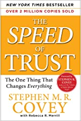 The SPEED of TRUST: The One Thing That Changes Everything Paperback