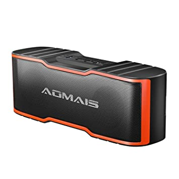 New AOMAIS Sport II Mini Portable Bluetooth Speakers with 10W Superior Sound