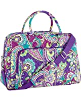 Vera Bradley Women's Weekender Heather Duffel Bag