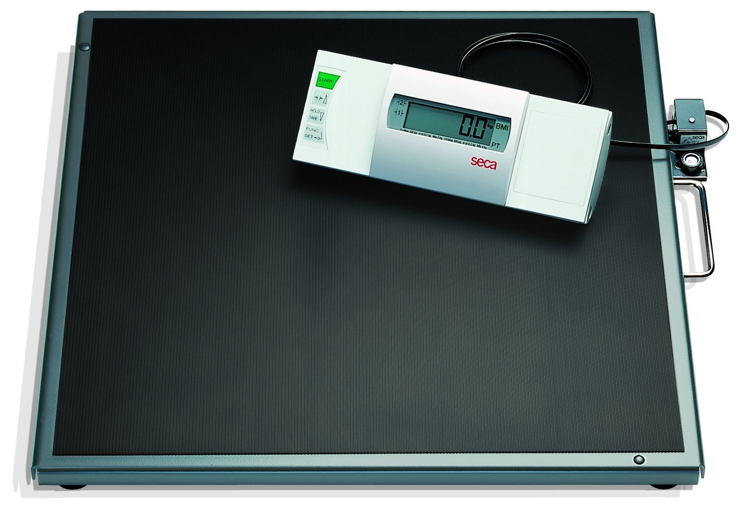 seca 634 Digital platform and bariatric scale with wireless transmission