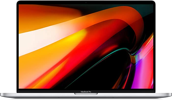 New Apple MacBook Pro (16-inch, 16GB RAM, 1TB Storage, 2.3GHz Intel Core i9) - Silver