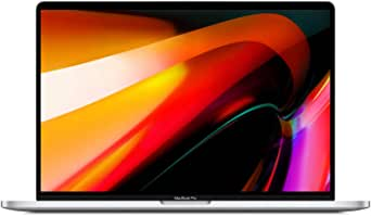 New Apple MacBook Pro (16-inch, 16GB RAM, 512GB Storage, 2.6GHz Intel Core i7) - Silver