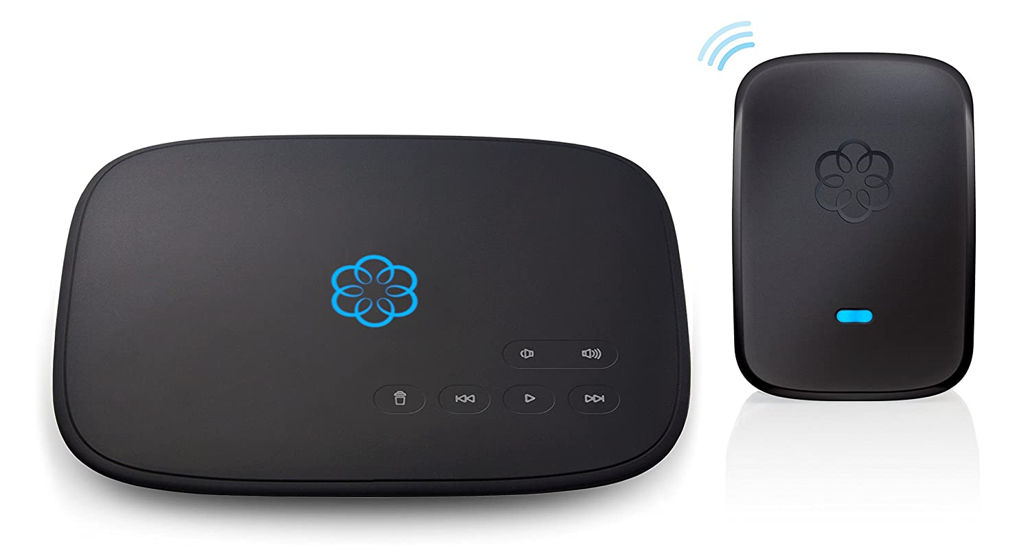 Ooma Telo+Linx Wireless Accessory Smart Home Phone Service With Remote Phone Jack