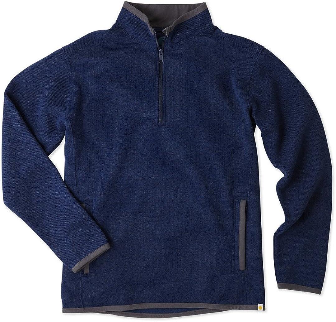 Life is Good 1//4 Zip Pullover