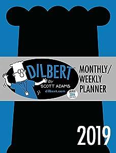 Dilbert 2019 Monthly/Weekly Planner Calendar