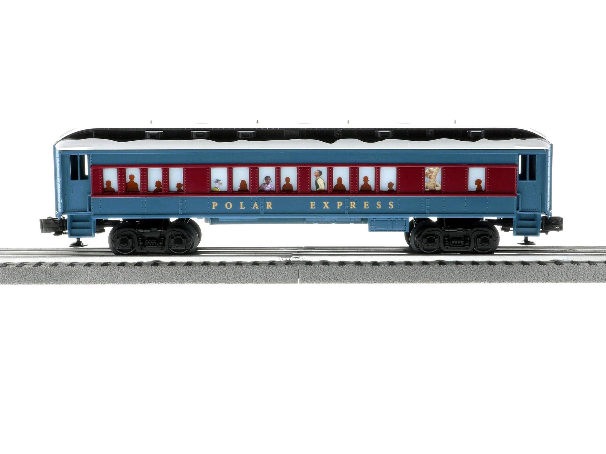 Lionel The Polar Express LionChief Train Set with Bluetooth Train Set by Lionel (Image #9)