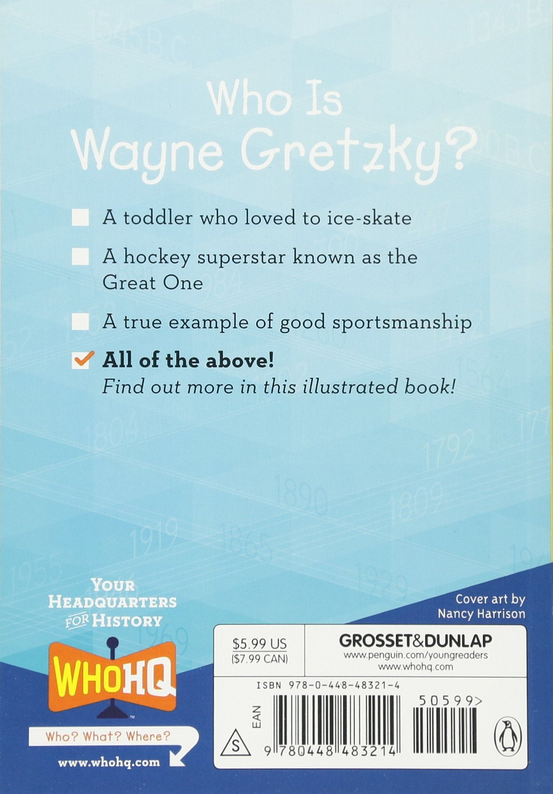 who is wayne gretzky who was gail herman who hq ted hammond