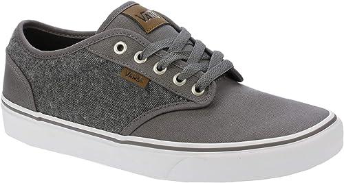 vans chaussure homme gris