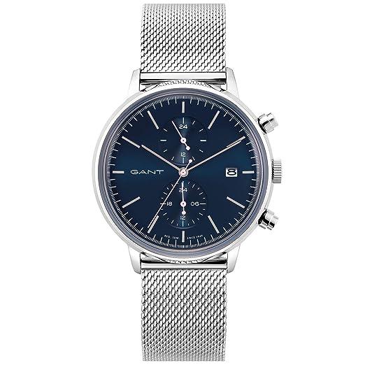 23cb610bcf49 Gant Reddell GTAD08900199I - Cronógrafo para Hombre  Amazon.es  Relojes
