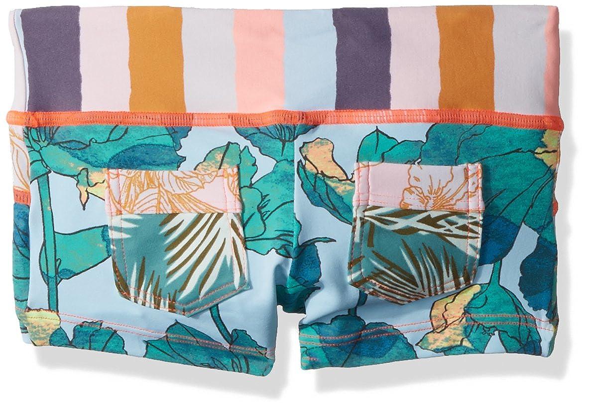 Maaji Girls Mixed Print Cover Up Swimsuit Short