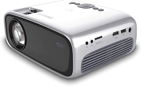 Proyector Philips NeoPix Easy Mini Proyector Portátil Profesional ...