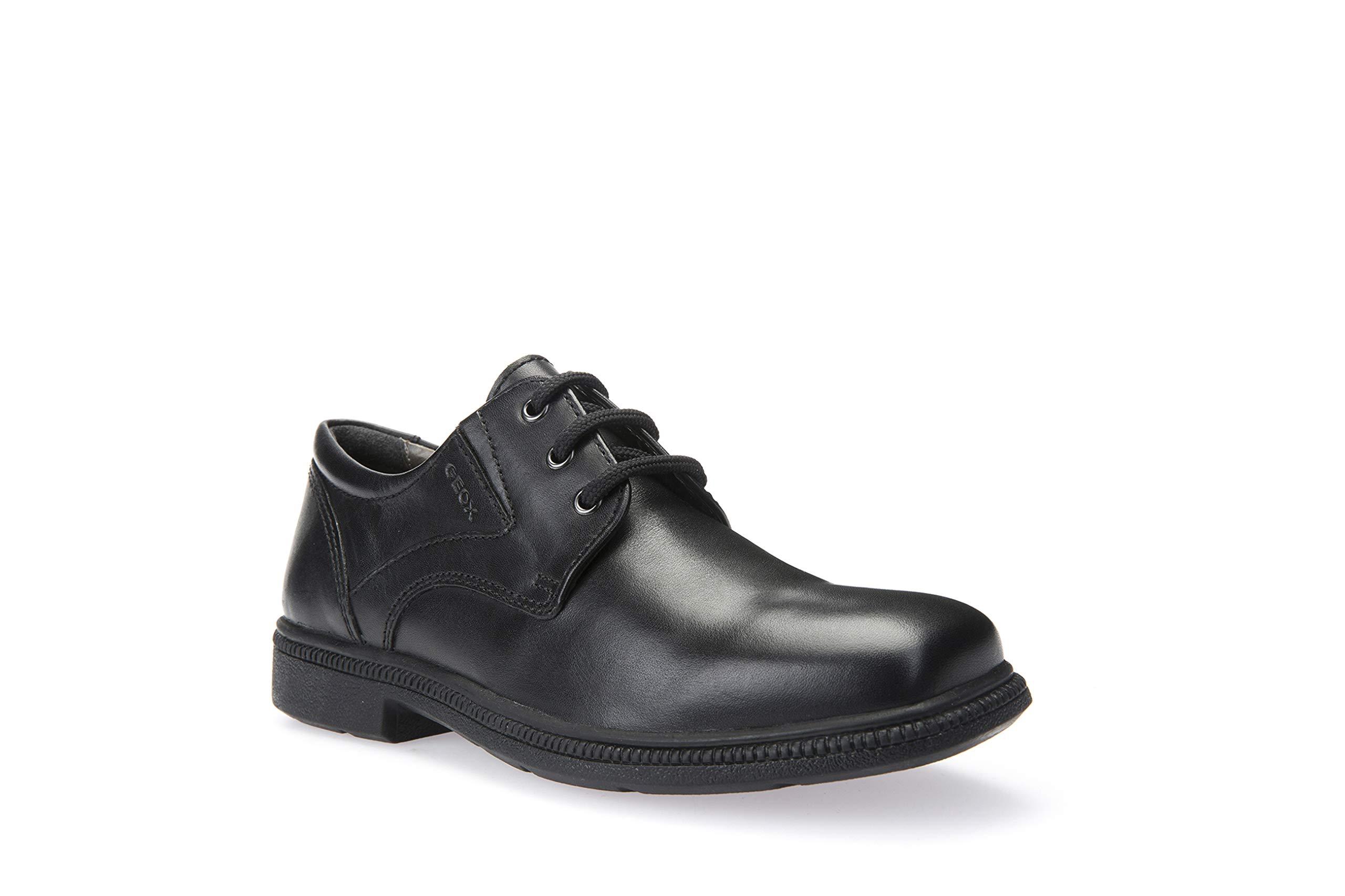 Geox Boys Cfederico1 Oxford ,Black,34 EU/3 M US Little Kid by Geox