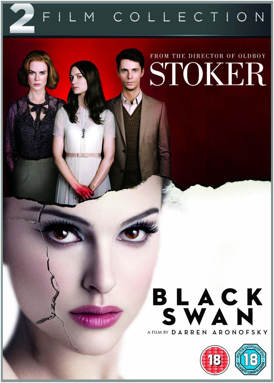 Stoker / Black Swan 2 Dvd Edizione: Regno Unito Italia ...
