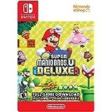 New Super Mario Bros U Deluxe - Switch [Digital Code]