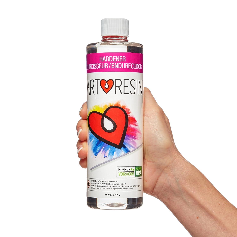 Art Resin Resina epoxi de alta calidad, una capa transparente - El kit de resina 946 ml Transparente: Amazon.es: Hogar