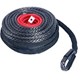 Tuff Stuff Performance 1//2 Synthetic Winch Rope 92 Long