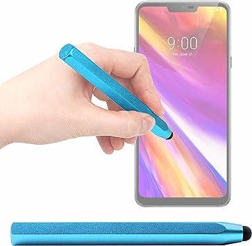 DURAGADGET Lápiz Stylus Azul para Smartphone LG G7 ThinQ: Amazon ...
