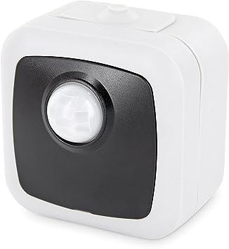 Infrarot Bewegungsmelder für LED geeignet Unterputz Indoor 120 Grad Innen IP20