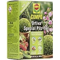 COMPO Ortiva® Spezial Pilz-frei AF, teilsystemisches Fungizid-Konzentrat, u.a. gegen Kraut- und Braunfäule, Echten und Falschen Mehltau an Ziepflanzen und Gemüse, 1000 ml