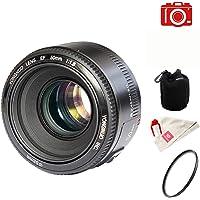 YONGNUO YN50mm f1.8 For Canon YN EF 50mm f/1.8 AF Lens YN50 Aperture Auto Focus Lens for Canon EOS 60D 70D 5D2 5D3 600d DSLR Cameras