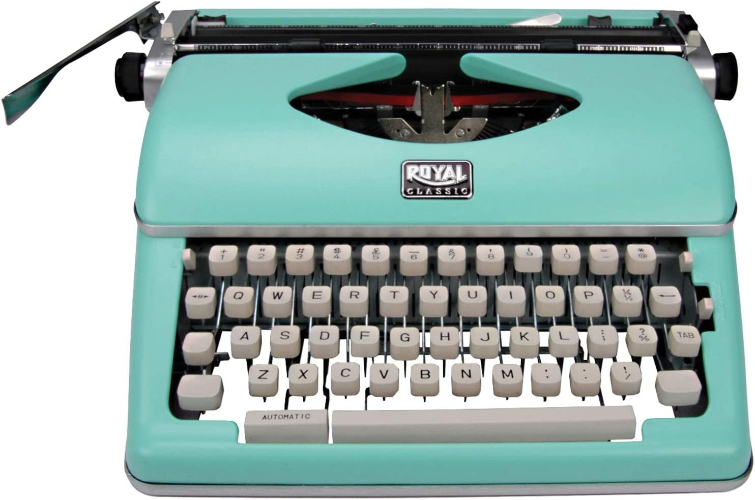 Royal 79101t Classic Manual Typewriter (mint Green)