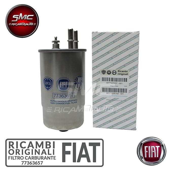 Fiat Croma 1,9 2,4 D Multijet Original Kraftstofffilter Dieselfilter 77363657