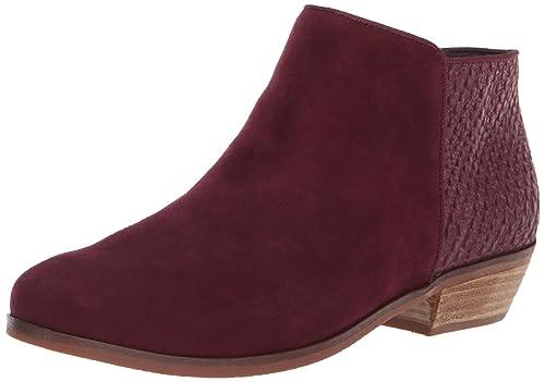 bde7eb50ecf535 SoftWalk Women s Rocklin Ankle Boot  Amazon.ca  Shoes   Handbags