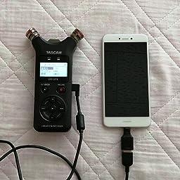 Amazon Tascam タスカム Usb オーディオインターフェース搭載 ステレオ リニアpcmレコーダー Dr 07x ポータブルレコーダー 楽器
