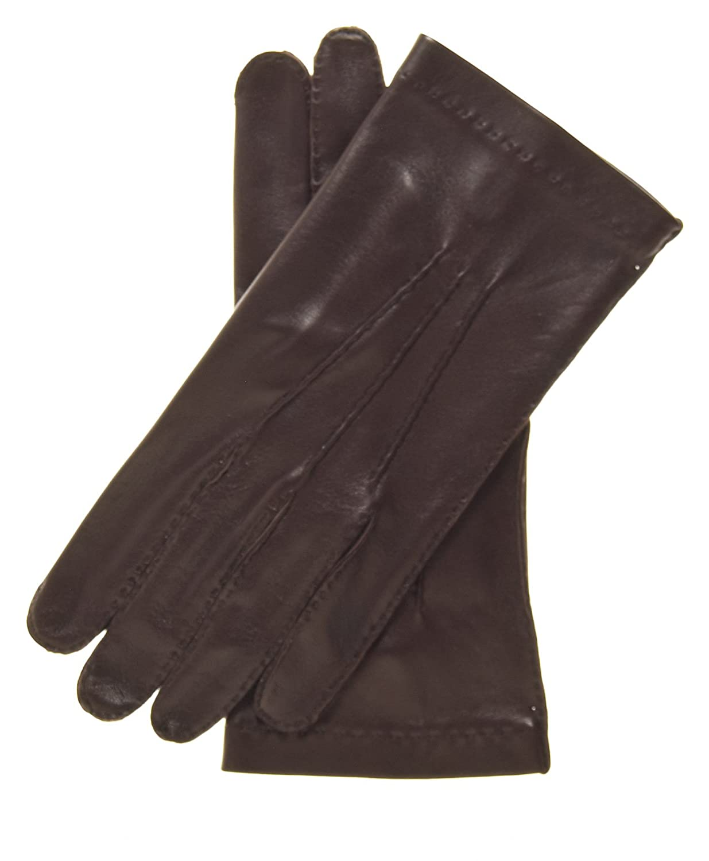 Fratelli Orsini Mens Handsewn Italian Unlined Leather Gloves