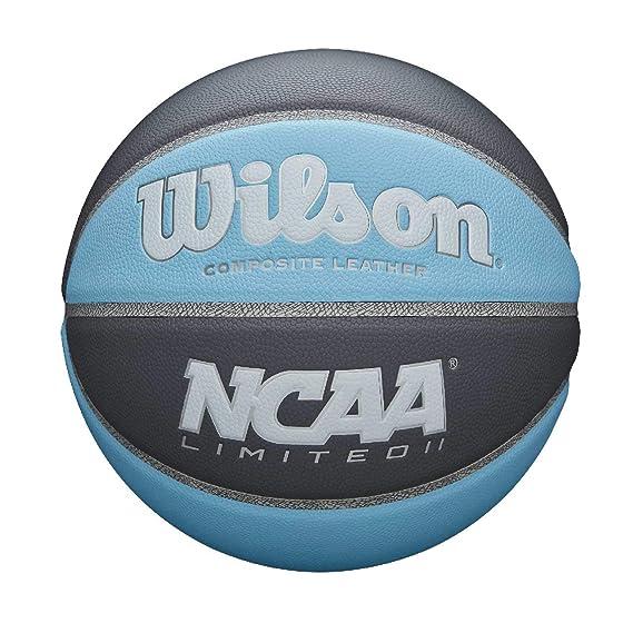 Wilson WTB0690XB07 Balón de Baloncesto, Ncaa Limited, Interior y ...