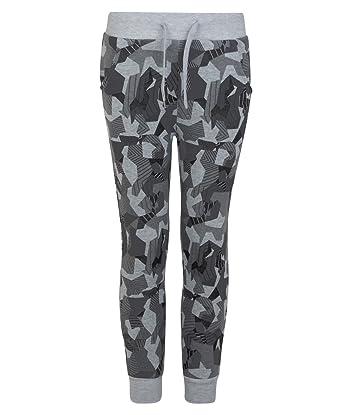 5aebeaff2be97 lotmart garçons géométrique imprimé camouflage pantalon ENFANTS TRICOT BAS  DE JOGGING: Amazon.fr: Vêtements et accessoires