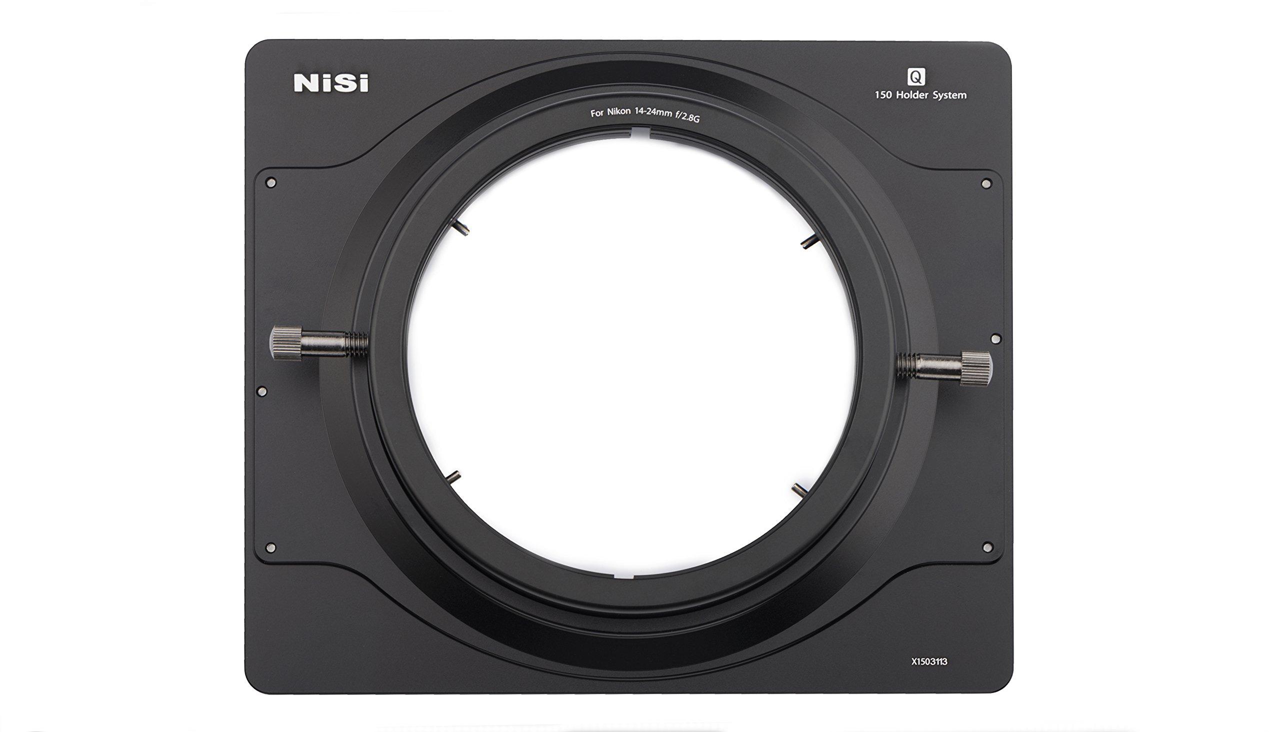 NiSi Q Series 150mm Filter Holder for Nikon 14-24mm Lenses by NiSi