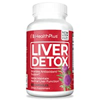Health Plus Liver Cleanse, 60 Capsules