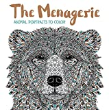 Image of The Menagerie: Animal Portraits to Color