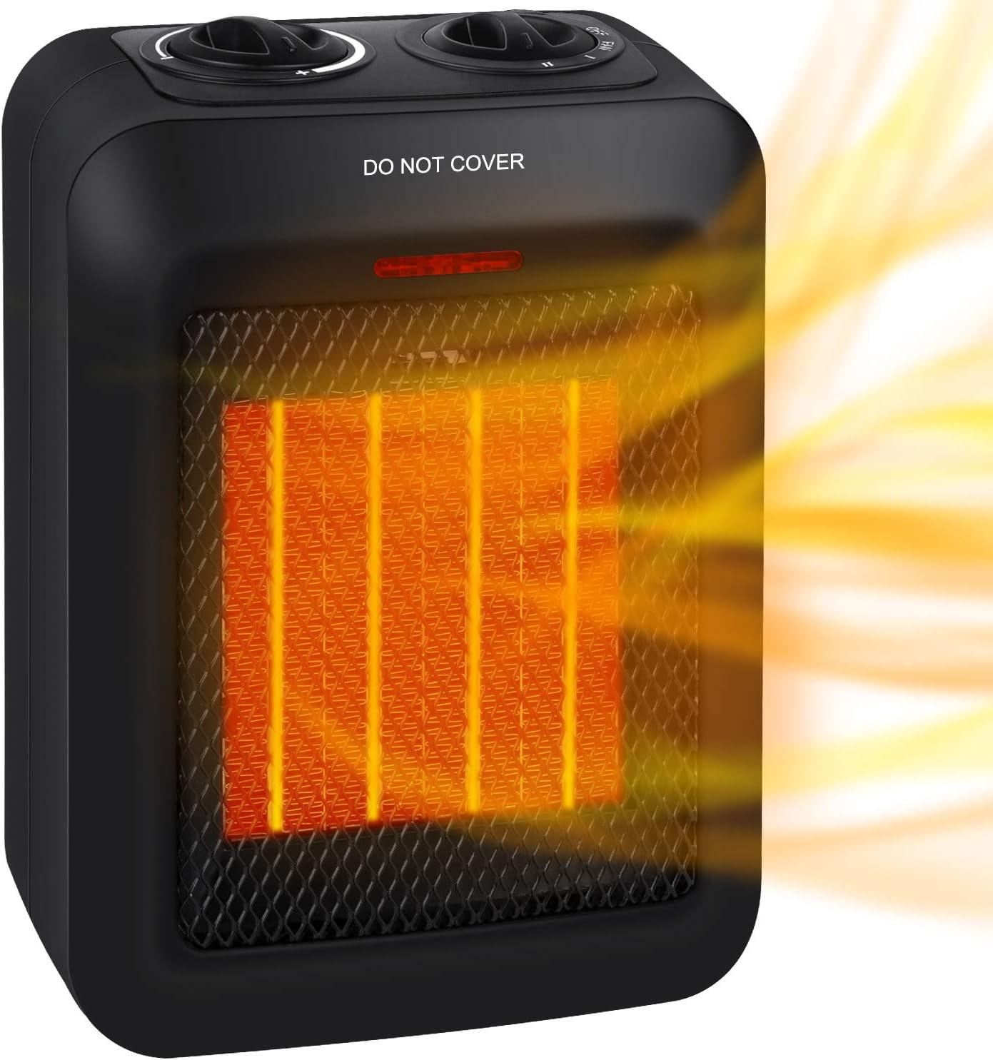 Minetom Portable Ceramic Space Heater