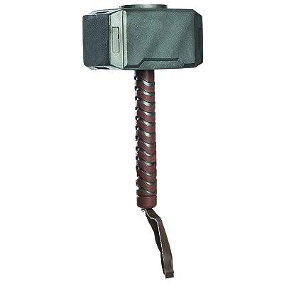 Avengers Assemble Thor Molded Hammer: Toys & Games [5Bkhe1100840]