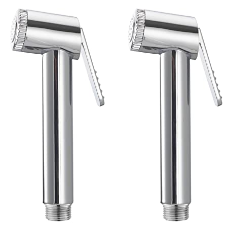 Snowbell Drizzle Sleek Health Faucet Head -Set of 2