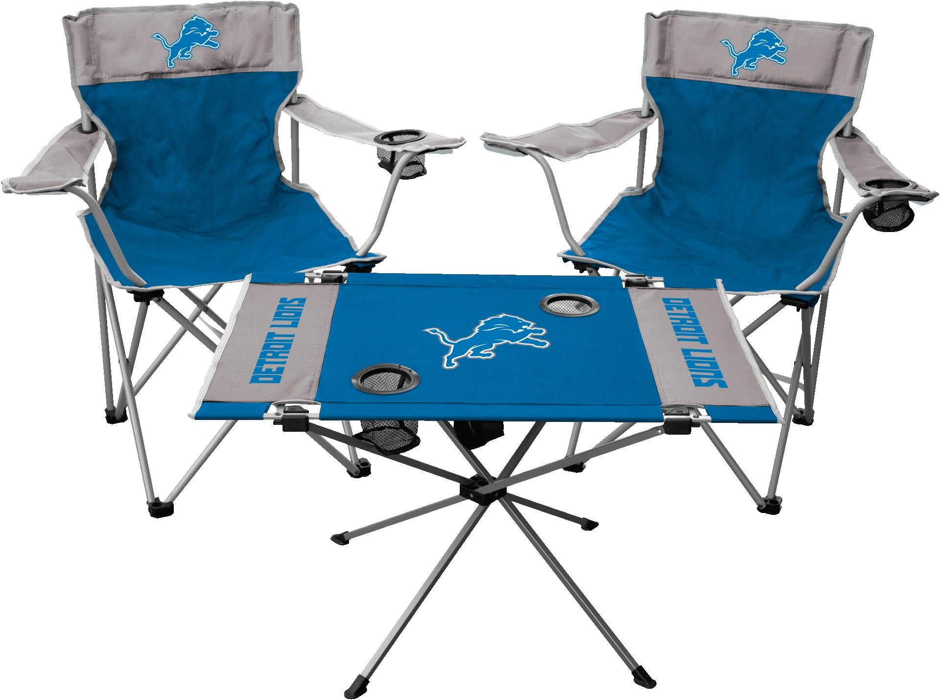Rawlings NFL Detroit Lions Tailgate Kit, Team Color, One Size