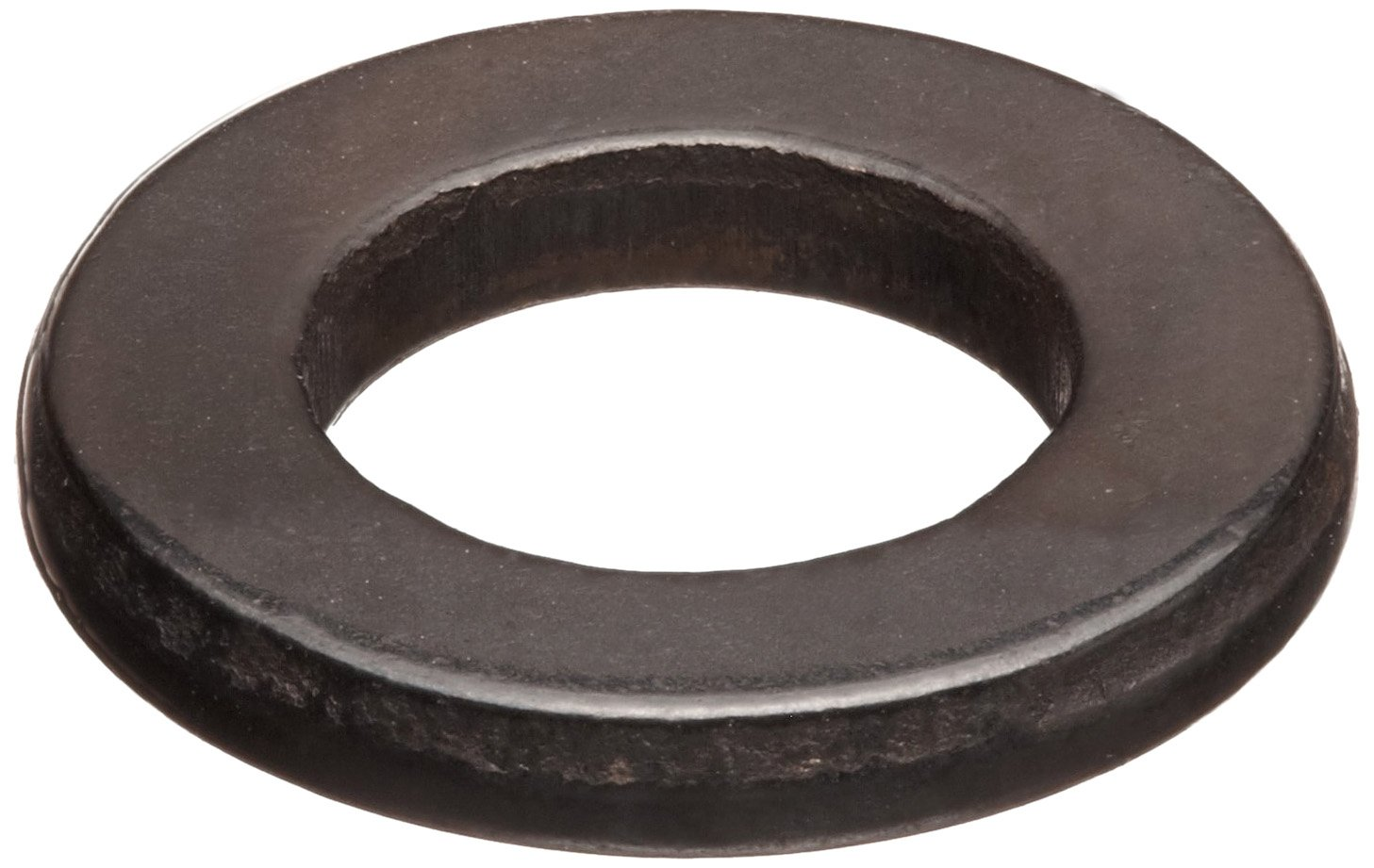0.094 Nominal Thickness Steel Type A Flat Washer Meets ATM F2329 Fender Corrosion Resistant Made in US Black Oxide Finish 0.406 ID 3//8 Hole Size 0.750 OD Pack of 50