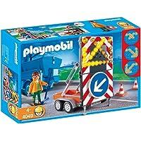Playmobil 4049 - Vehículo con Señales Luminosas, Juguete
