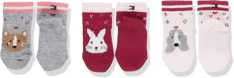 Tommy Hilfiger Baby Socks, Pack of 3