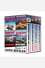 Box Set: Retirement Homes Are Murder, Living with Your Kids Is Murder, Senior Moments Are Murder, Cruising in Your Eighties Is Murder (Paul Jacobson Geezer-lit Mystery Series Book 1) Kindle Edition