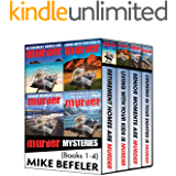 Box Set: Retirement Homes Are Murder, Living with Your Kids Is Murder, Senior Moments Are Murder, Cruising in Your Eighties Is Murder (Paul Jacobson Geezer-lit Mystery Series)