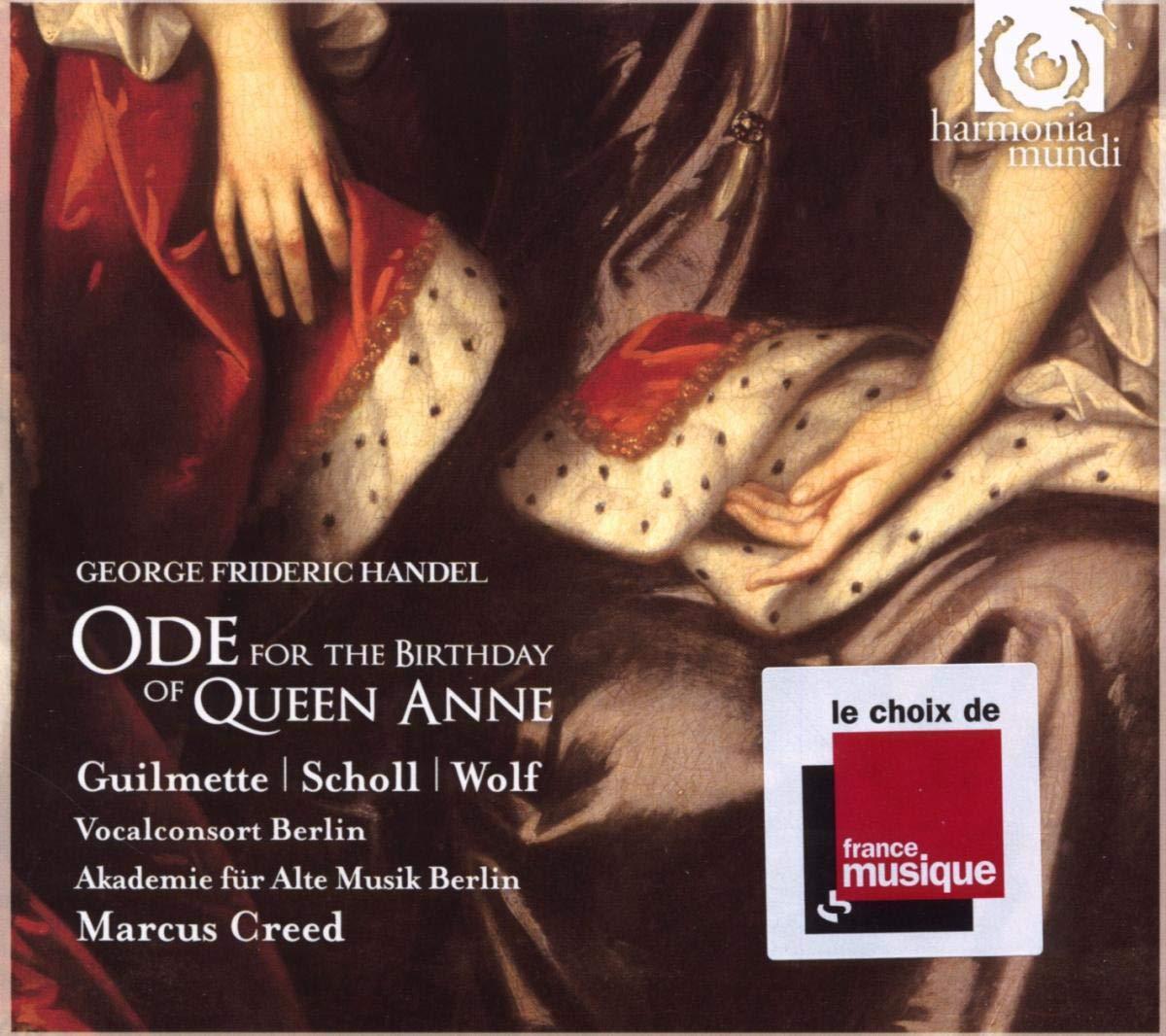 Oda Aniversario De La Reina Ana : Amazon.es: Música