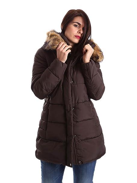 Jacket 54 Mujer Chaqueta Woman Size Amazon Zapatos Marrón Geox es 5xnCZS