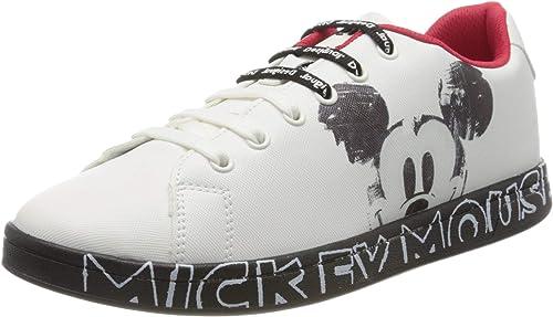Desigual Women's Shoes Cosmic Mickey