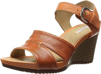 Sandalias con Cu/ña para Mujer Geox D New Rorie B