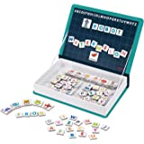 Janod J02712 Magneti'Book Alphabet Educational Game, English Version
