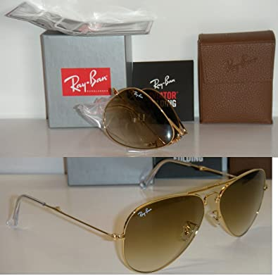 ecbcd9966a ... discount code for ray ban 3479 folding aviator rb 3479 001 51 58mm gold  frame with