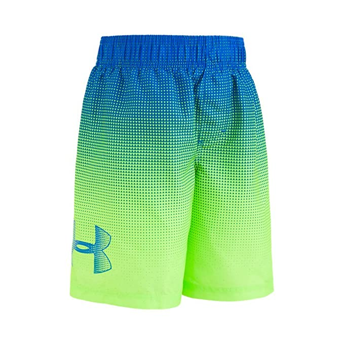 dcaf5d33c82d7 Image Unavailable. Image not available for. Colour: Under Armour Little Boys'  Angle Drift Volley Swim Short ...